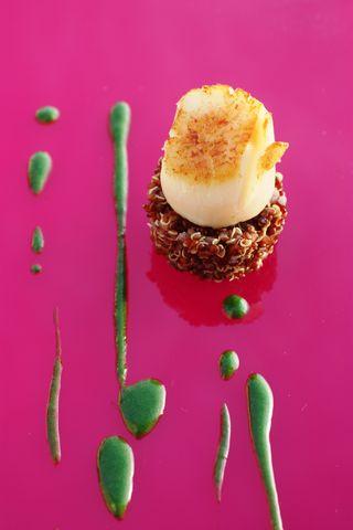 St Jacques Quinoa de Bolivie Crème de persil